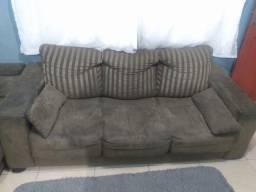 Vendo sofá cama em boas condições