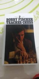 "Bobby Fischer teaches chess ""ensina xadrez"""