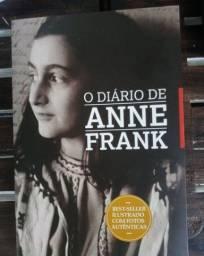Livro de Anne Frank