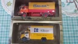 Miniatura caminhões brasileiro