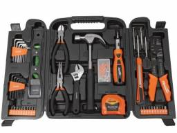 Kit ferramentas manual 129 peças
