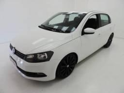 Vitória - Volkswagen Gol Branco 1.6