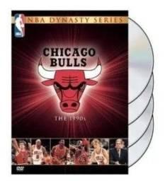 Nba Dinastia - Chicago Bulls - Anos 90 - Coleção Completa