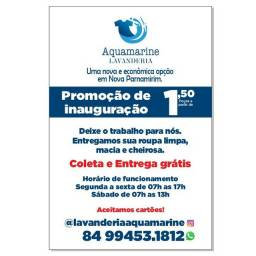 Lavanderia Aquamarine