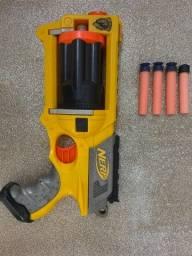 Brinquedo Arma Nerf | Lançador Nerf Maverick Rev-6