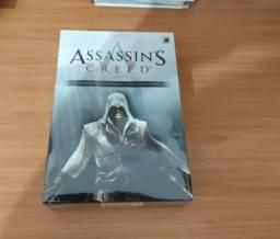 Box Livro Assassin's Creed (Novo, no plástico)