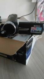 Câmera Sony Muito Nova
