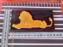 Quadrinho Rei Leão. 12cm