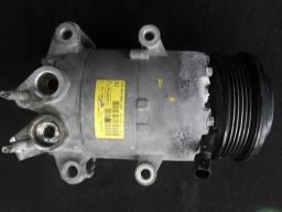 Compressor do ar ford EcoSport motor sigma 1.6