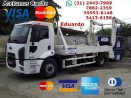 I. Caçamba, Entulho, Coleta de Lixo 2445-7909