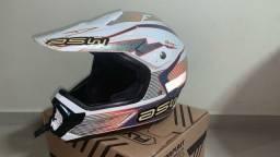 Capacete ASW Racing Tam 56