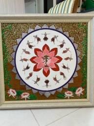 Título do anúncio: yoga quadro mandala de Shiva
