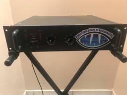 Amplificador WATTSOM DBK 1500