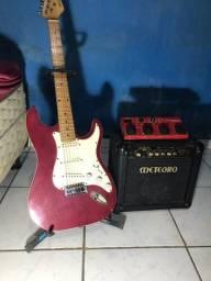 Conjunto para guitarrista iniciante