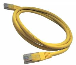 Cabo De Rede Lan Ethernet Rj45 Patch Cord Cat 5e Utp Anatel