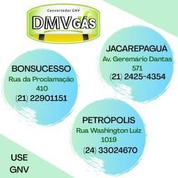 Kit Gás GNV