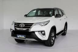 Toyota Hilux SW4 2.8 SRX Diamond 4x4 7 Lug. Turbo Diesel 4P Aut. 6M Branco