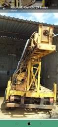 Máquina sonda de cavar por