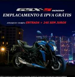Suzuki GSX-S-1000 0KM - Garantia de Fábrica