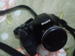 câmera Sony 20.1 megapixel