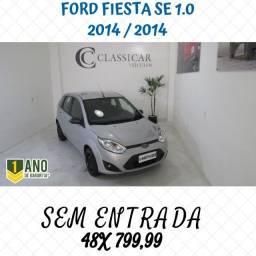 Ford Fiesta 1.0 Se Flex 5p