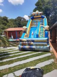 Aluguel De Brinquedos E Inflaveis Para Alegrar Sua Festa/Evento