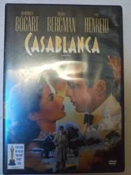 DVD Casablanca, A espera de um milagre E o vento levou Originais