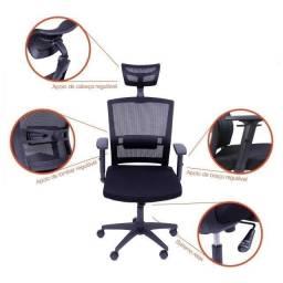 Título do anúncio: Cadeira presidente pra escritório