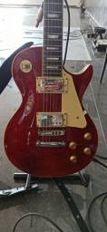 Guitarra Tagima Les Paul Flamed