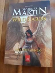 Livro Wild Cards