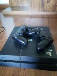 Vendo PS4, HD 1 Tera