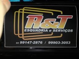 R & T ESQUADRIA
