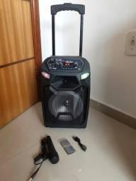 Mega Promoção da caixa de som com 1000wts. Conexão com seu telefone iPhone