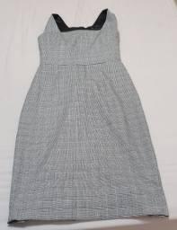 Vestido zara s ou p