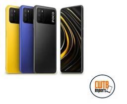 Xiaomi Poco M3 4GB 128GB - 12X Sem Juros - Entrega Grátis