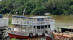 Barco á venda
