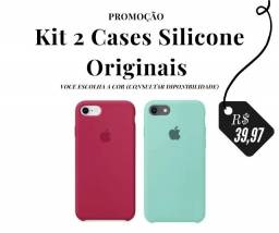 Cases Iphone  (Todos modelos disponíveis)