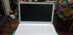 Notebook Samsung Expert X40 (Sem memoria e HD)