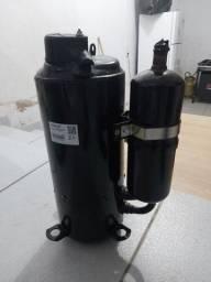 Compressor de ar condicionado 60.000 Btus v 380 trifásico