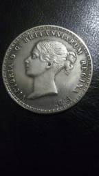 Moeda libra esterlina 1839