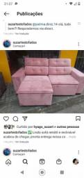 Sofá retrátil reclinável de fábrica todas as cores e tamanhos!!!!