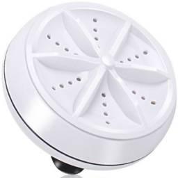 Mini maquina de lavar portatil