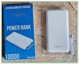 Carregador Portátil Power Bank 10.000 Mah,