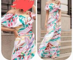 VENDO!!! Vestido longo + Saia