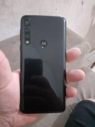 Vendo Motorola g8 play tela trincada