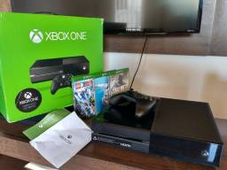 Xbox one 500 gb muito conservado