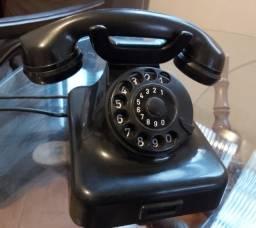 Telefone Siemens alemão retro vintage, funciona! Kraftwerk