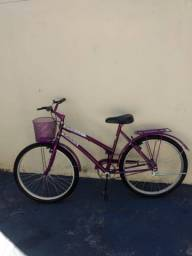 Vendo bicicleta aro 26 praticamente nova