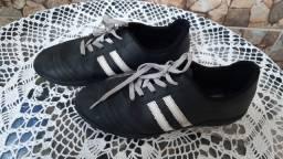 Calçados usados bom estado