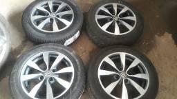 Vendo linda rodas 15 valor  1700